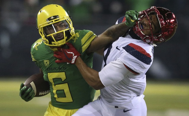 oregon ducks arizona wildcats 11182017 ap_553926