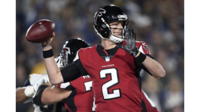 Falcons Rams Football_579992