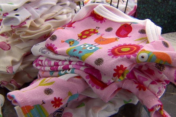 baby clothes generic