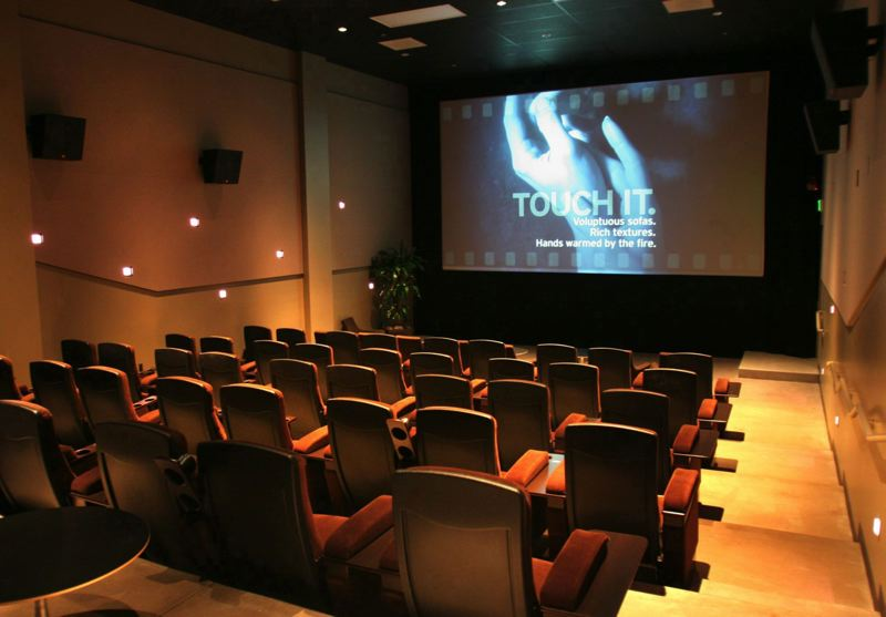. Lawsuit  Regal blocked film from Living Room Theaters