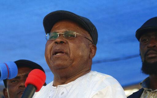 Etienne Tshisekedi