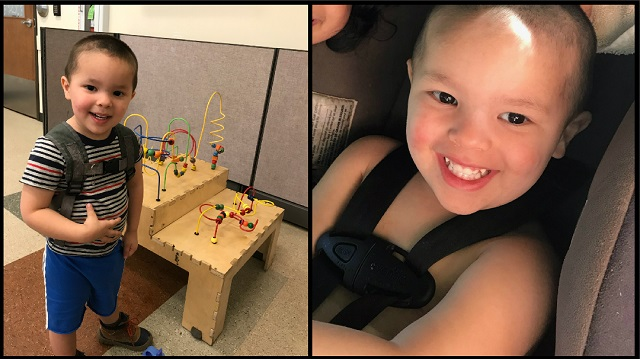 Police search for toddler missing after parents found dead | KOIN com