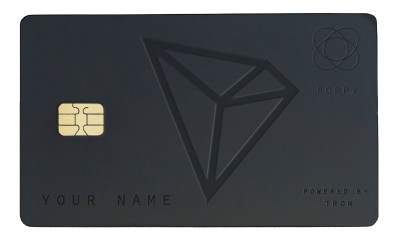 Seasameseed launches a TRON-based payment card dubbed TronCard