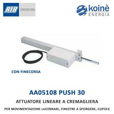 AA05110 PUSH CR 35 RIB