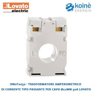 DM0T0050 LOVATO trasformatore