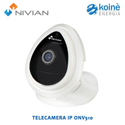 telecamera ip onv510 nivian