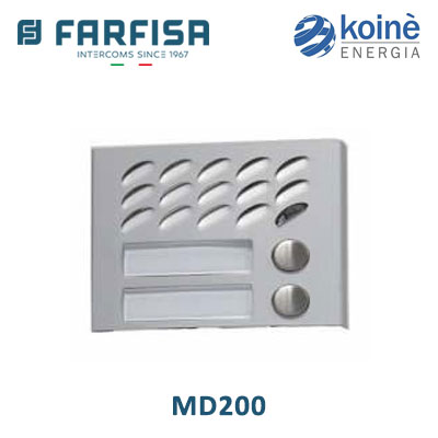 farfisa md200
