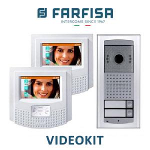 Kit e Videokit Aci Farfisa