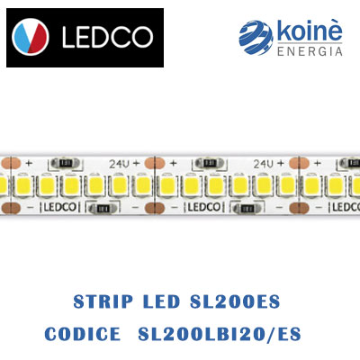 LEDCO STRIP LED SL200LBI20/ES