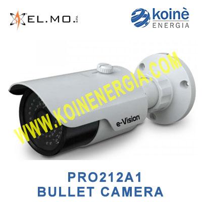 PRO212A1 elmo telecamera bullet