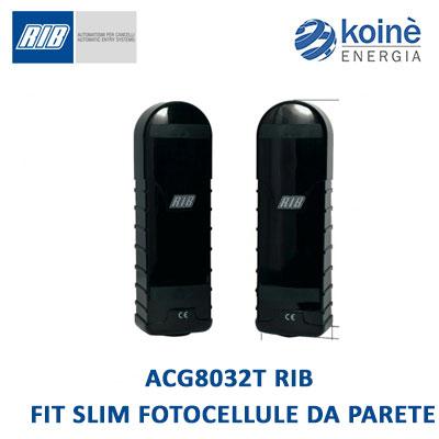 ACG8032T RIB fotocellula slim