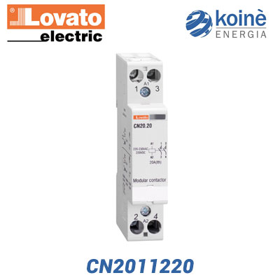 CN2011220 contattore modulare lovato