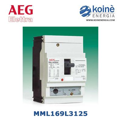 aeg elettra MML169L3125 interruttore modulare scatolato