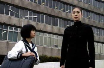 Amami Yuki dan Shida Mirai