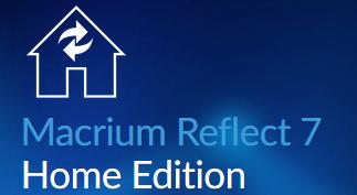 Macrium Reflect 7 Backup software (thuis versie)