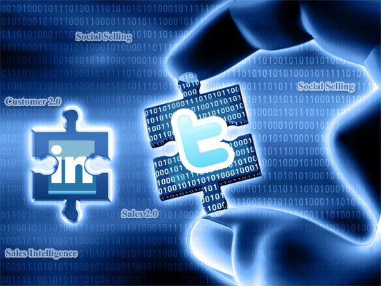 social selling puzzle