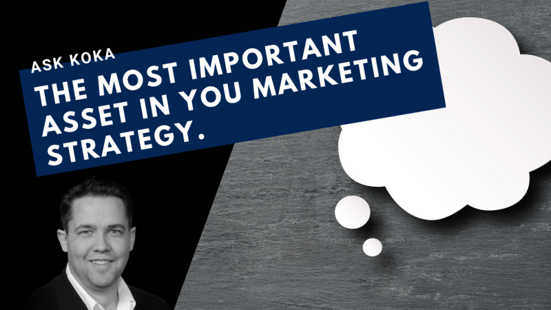 How to create a marketing strategy.