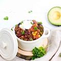 Goedgevulde Chili Con Carne