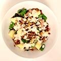 Frisse wintersalade
