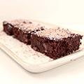 Gezonde brownies met bonen die snel en gemakkelijk klaar zijn op Kokerellen