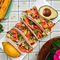 BBQ serie: Mexicaanse taco's