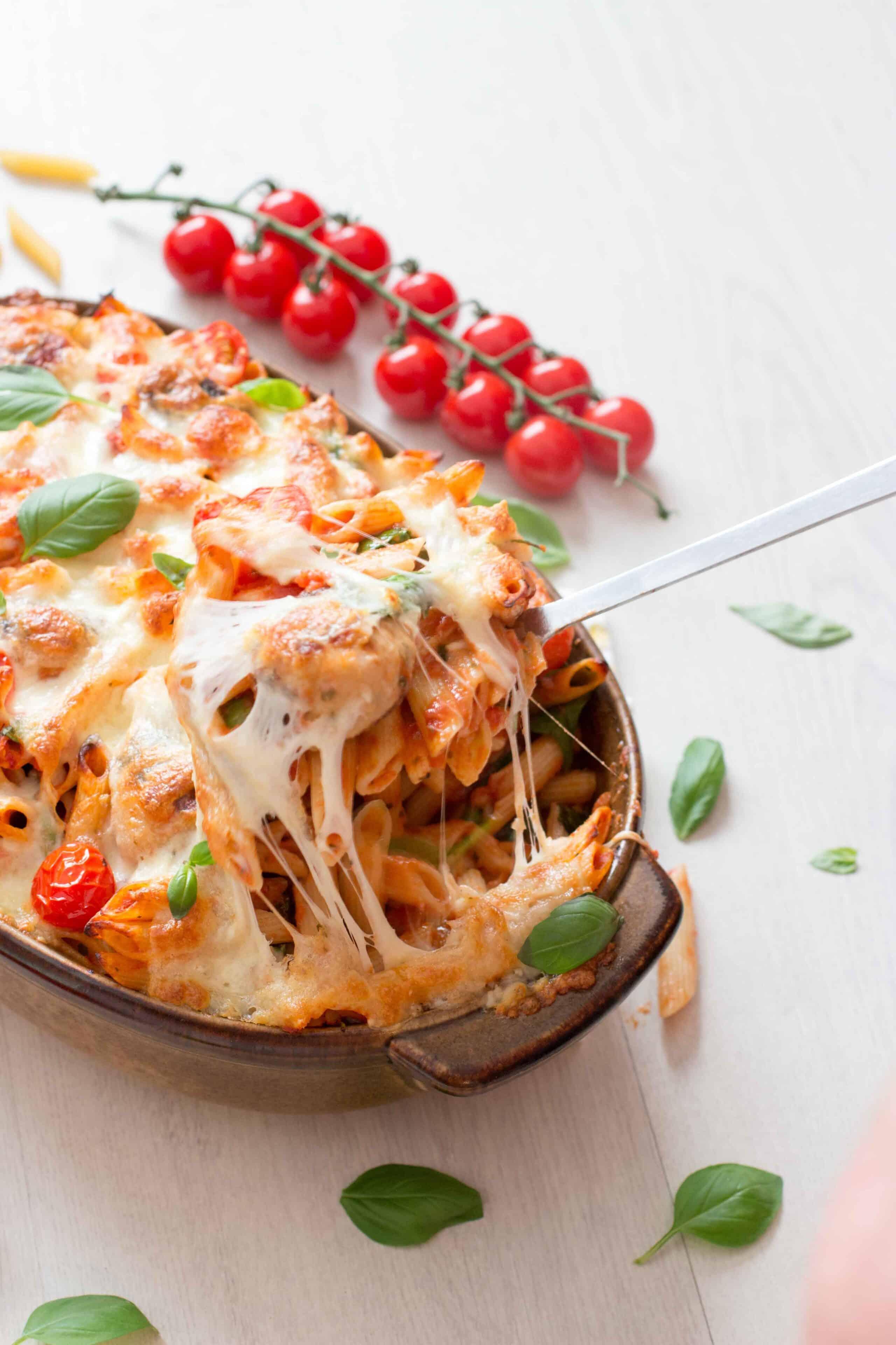 pasta-met-gehaktballen-alla-forno-3
