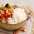 Kip & cashew rijst