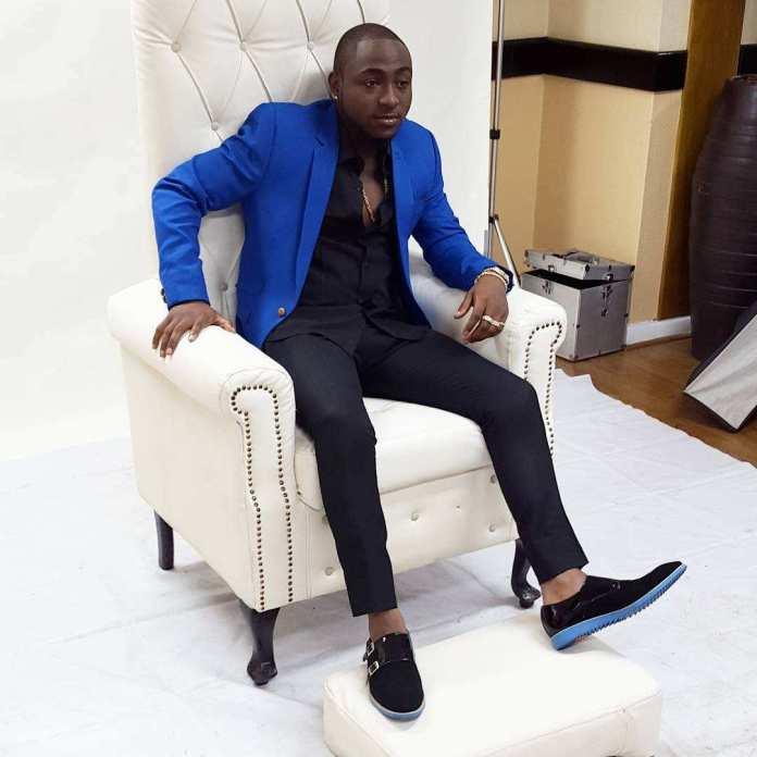 Davido Looks Dapper In New Ad Campaign For Pepsi Nigeria 2