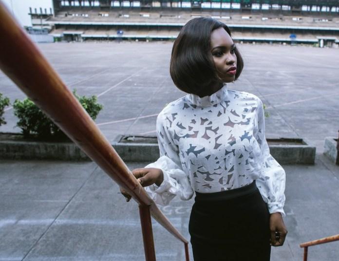 "Fashion Editorial: Lady Biba Presents ""Lady in the City"" Editorial 2"