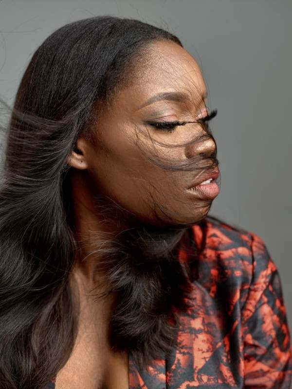Magazine Editorial: Bisola Aiyeola's Magnificent Look For Bold Magazine 1