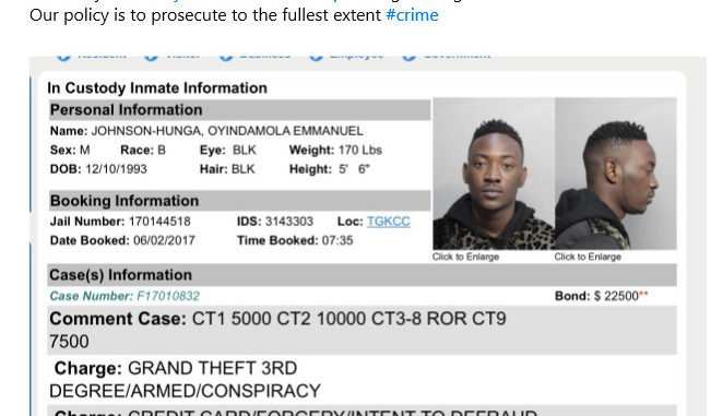 Dammy Krane Exonerated Of Credit Card Fraud, Grand Theft And All Criminal Charges 1