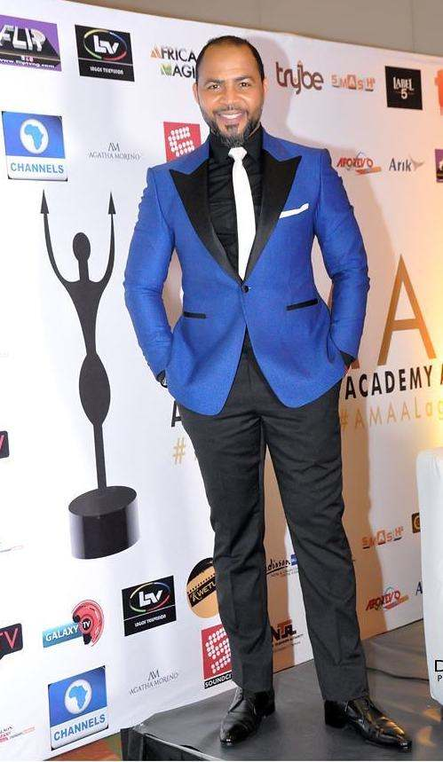 The Insider: See The Stars Who Reigned Supreme At The AMAA 2017 13