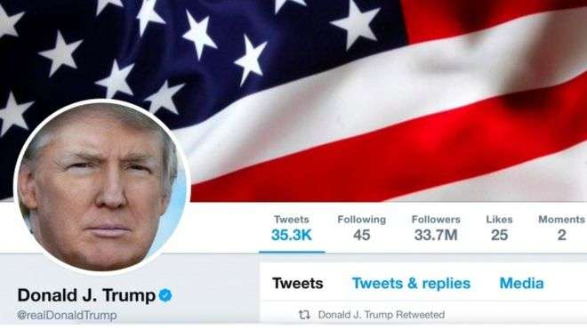President Donald Trump Sued For Blocking Followers On Twitter 2
