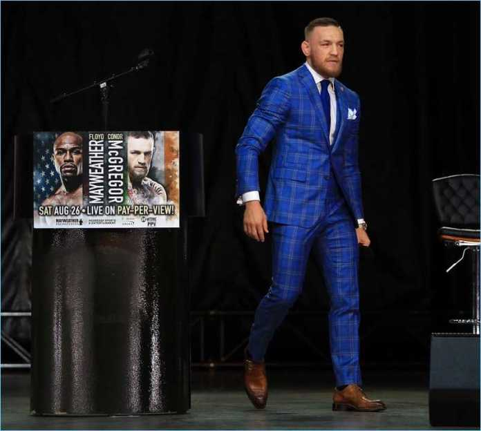 NSAC Approves Floyd Mayweather To Fight Conor McGregor In 8-ounce Gloves 2