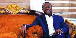 """Ghanian Entrepreneur Joseph Agyepong Siaw Covers """"Forbes Africa Magazine"""" August Edition 2"""