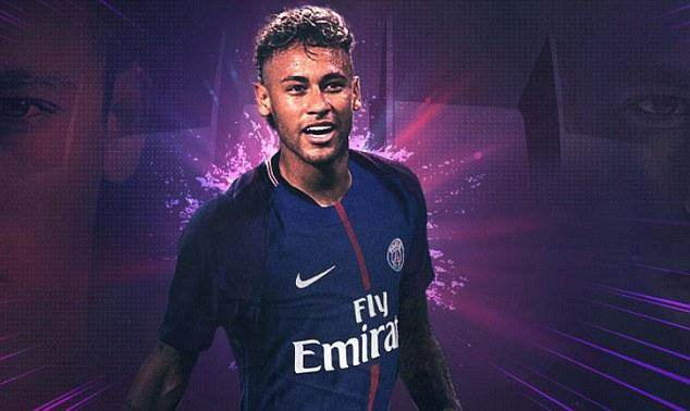 Neymar Completes World Record £200m Move To Paris St-Germain, Signs £782,000 A-Week Five-Year Deal 2