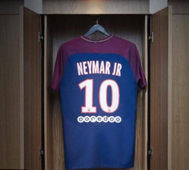 Neymar Completes World Record £200m Move To Paris St-Germain, Signs £782,000 A-Week Five-Year Deal 1