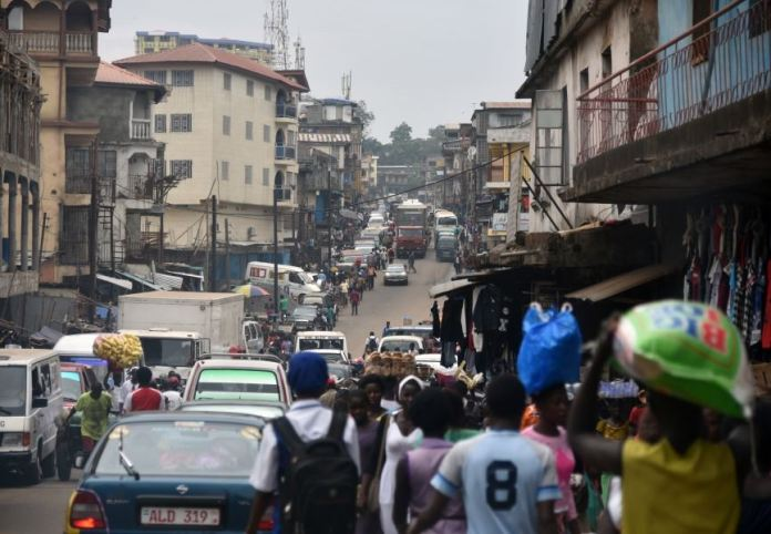 Sierra Leone Bans Jogging...Police Say They Are 'Menacing' & Causes Pick-Pocketing 1