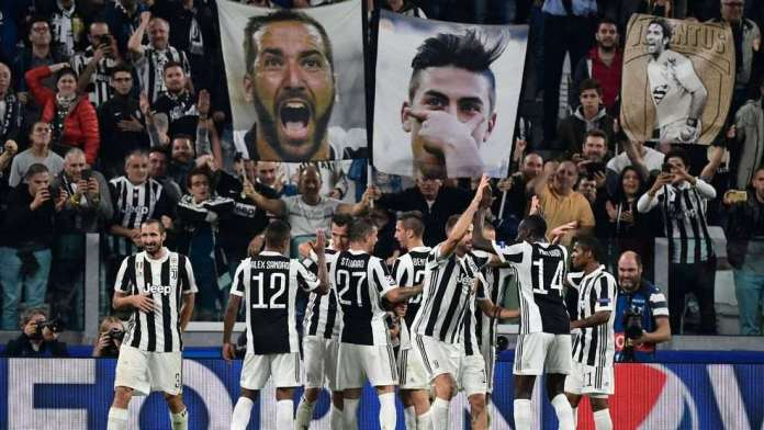 Juventus Is Back On Track With A 2-0 Victory Against Olympiacos 3