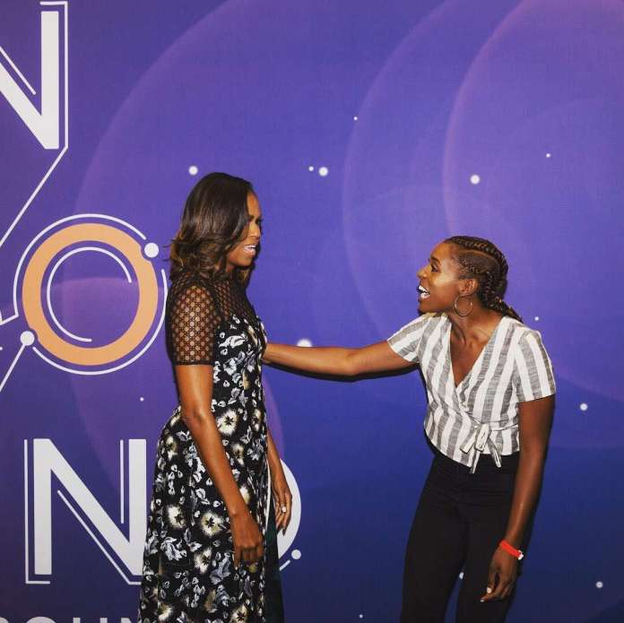 Twitter Comes For Issa Rae After Calling Michelle Obama 'My President' 1