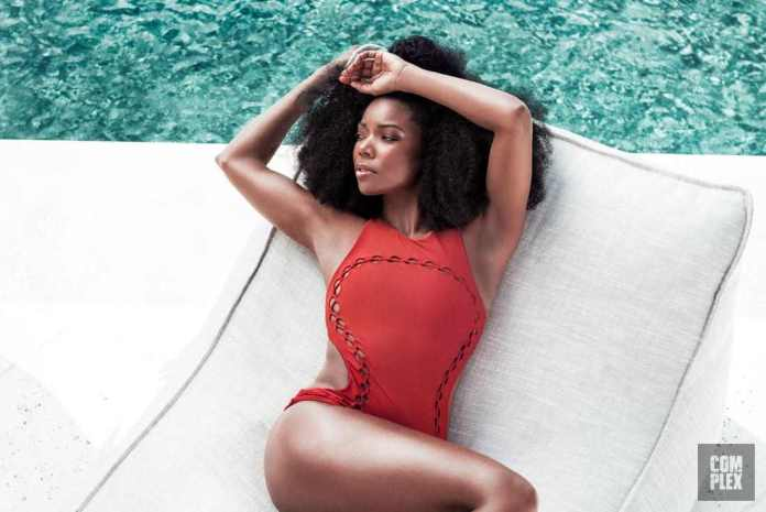 Gabrielle Union Features In Complex Magazine And She Isn't Interested In Being Your #Goals 2