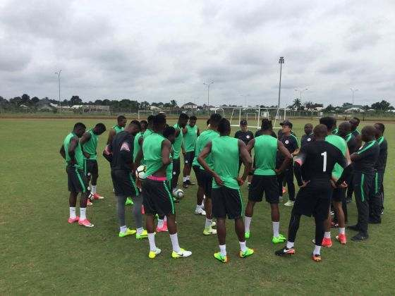 Waiting For Latecomers! Guess How Many Super Eagles Players Has Arrived Uyo Camp Ahead Of The Game Against Zambia 3