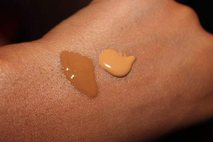 Foundation shade 3