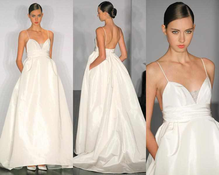 Wedding Gowns With Pockets Is The New Trend For The Modern Bride ...