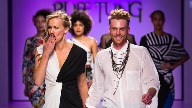 Runway Vibes! Checkout Some Fashionable Highlights From The Ongoing #MBFWJ17 10