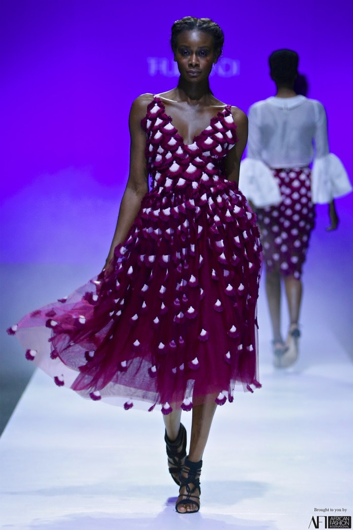 Runway Vibes! Checkout Some Fashionable Highlights From The Ongoing #MBFWJ17 2
