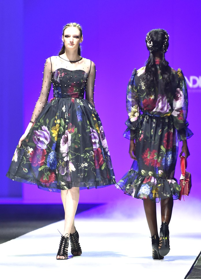 Runway Vibes! Checkout Some Fashionable Highlights From The Ongoing #MBFWJ17 3