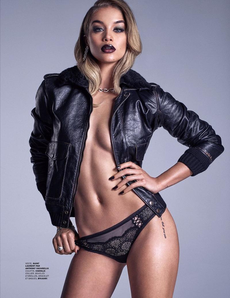 Lui Magazine Nude Photos 29