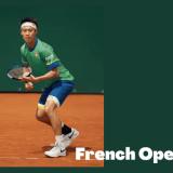 【錦織圭】全仏オープン2021動画ハイライト・ドロー・試合速報まとめ|グランドスラム