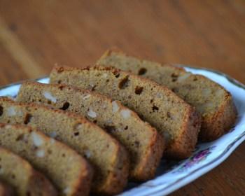Vijf cake recepten